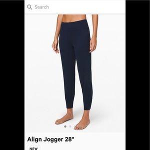Lululemon Align Jogger (new)